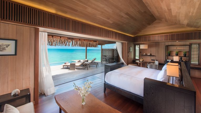 Overwater Villas And Bungalows In Bora Bora Book Your